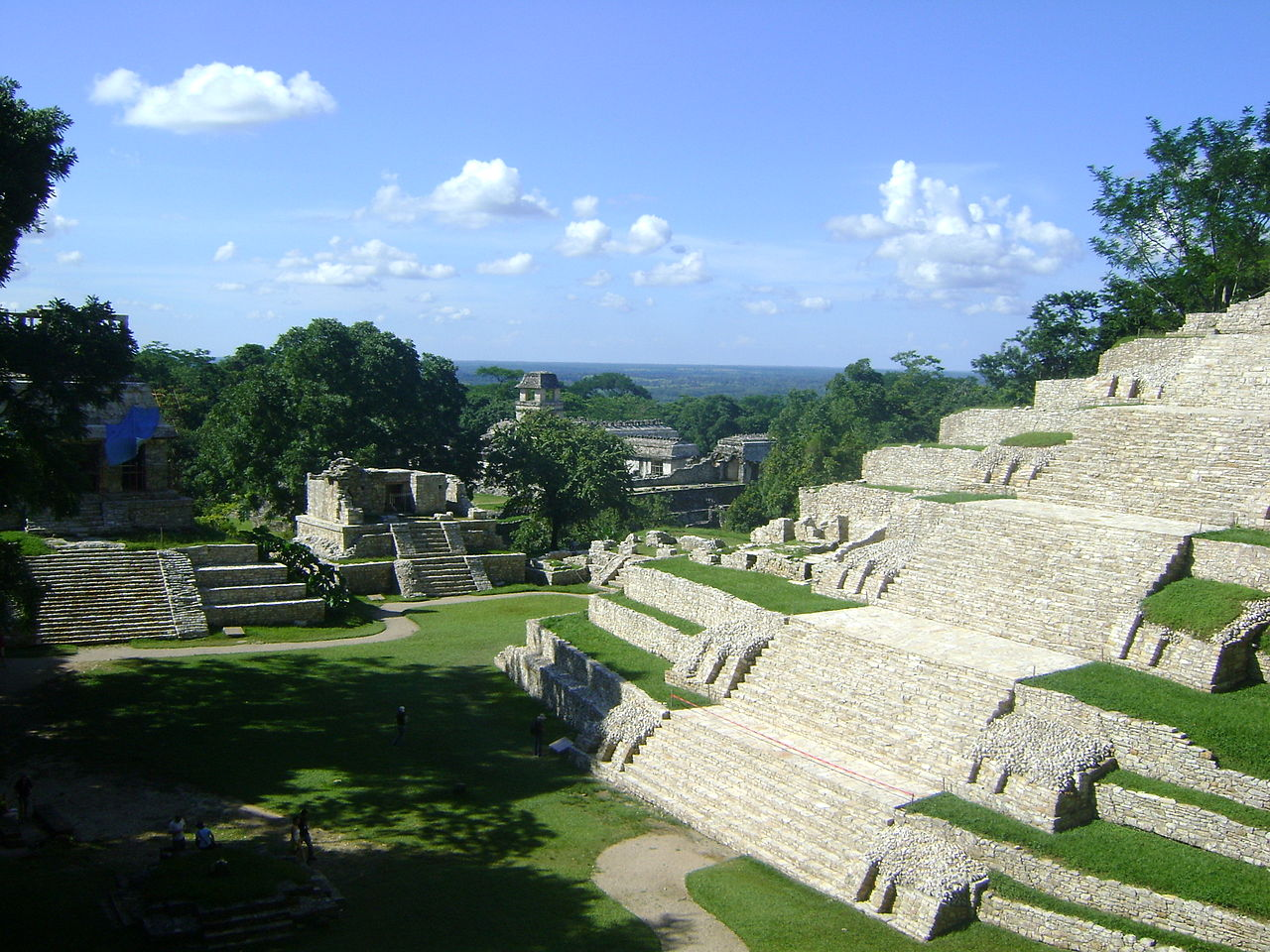 Паленке, город майя