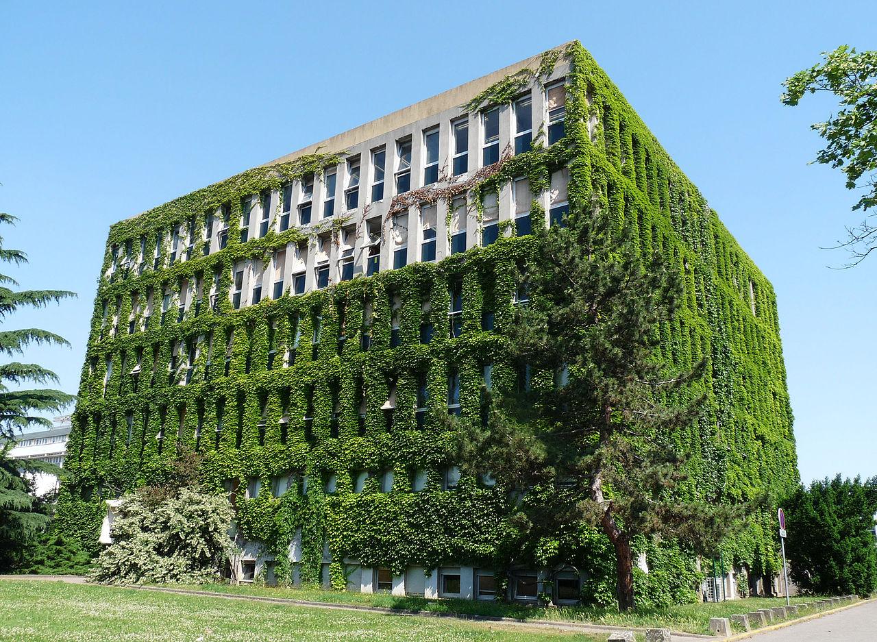 Страсбургский университет, институт молекулярной и клеточной биологии
