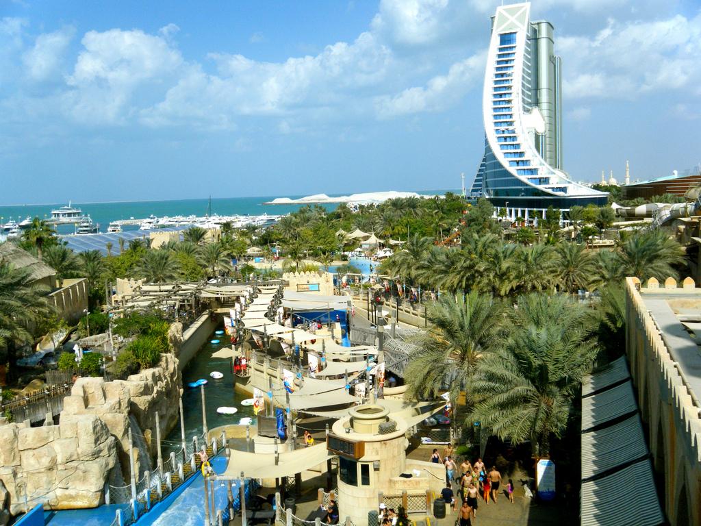 Аквапарк Вайлд Вади, Дубай