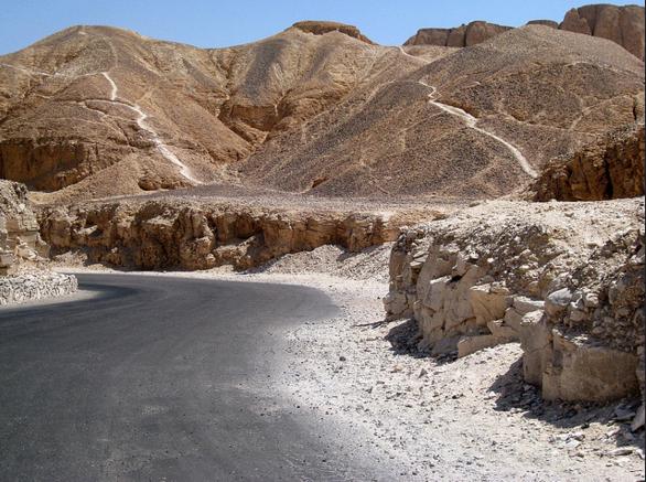 Дорога в долину Царей