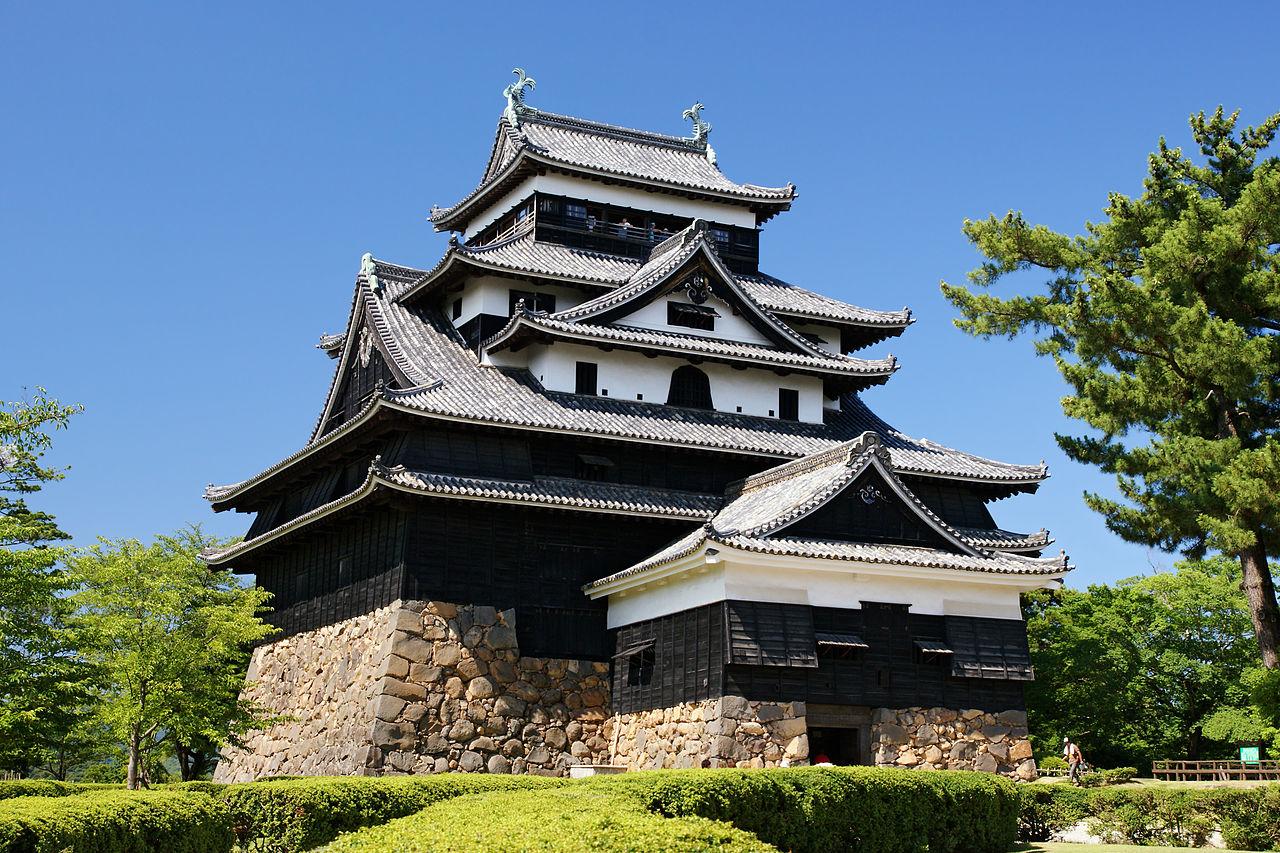 Замок Мацуэ, Япония