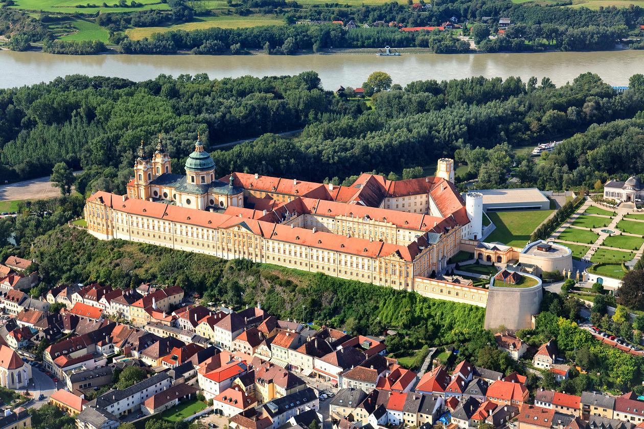Монастрь, Мельк, Нижняя Австрия