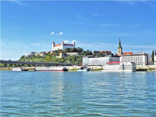 Братислава в Словакии