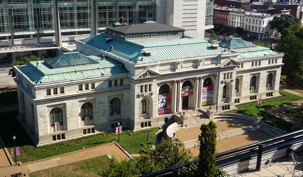 Городской музей Вашингтона в здании библиотеки Карнеги