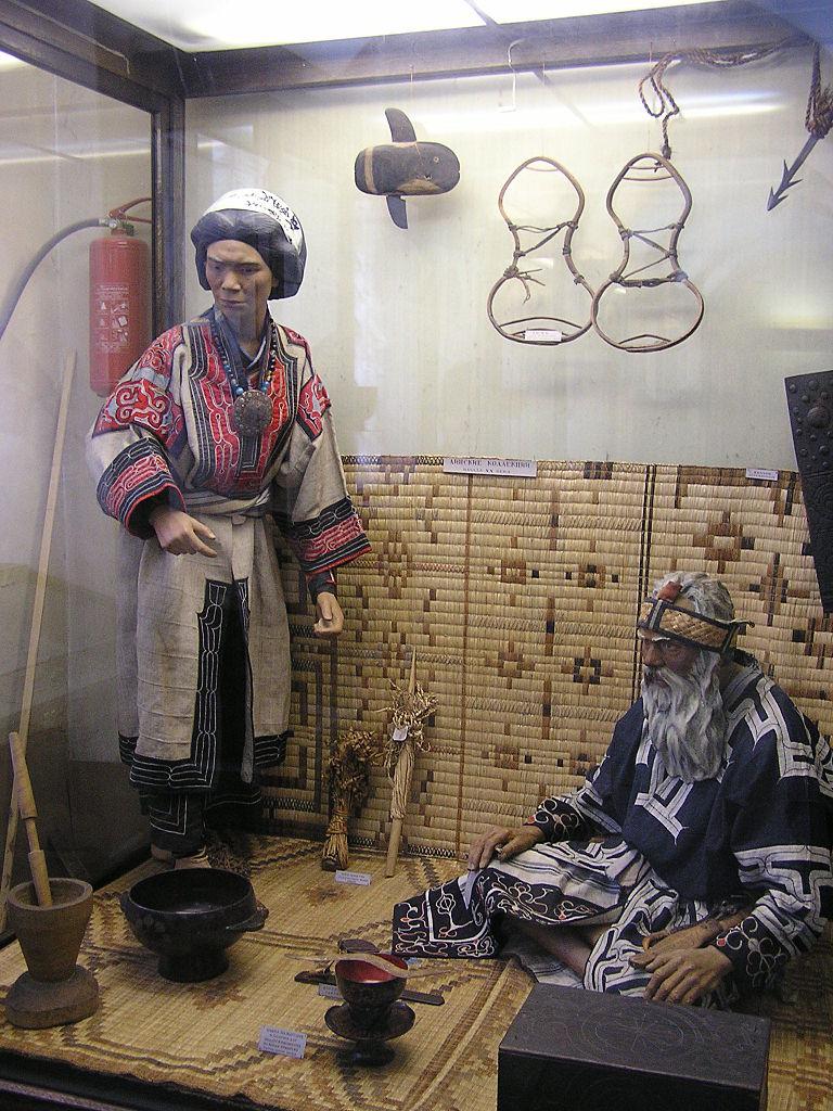 Кунсткамера или Кабинет редкостей, японский быт