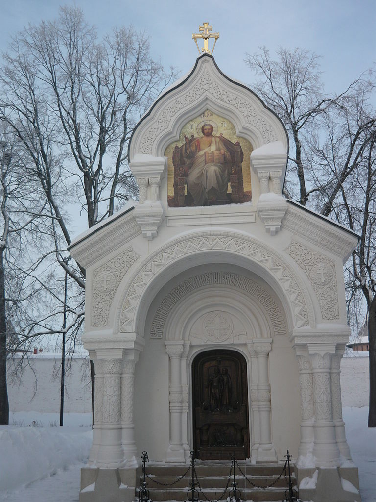 Спасо-Евфимиевский монастырь, гробница Дмитрия Пожарского