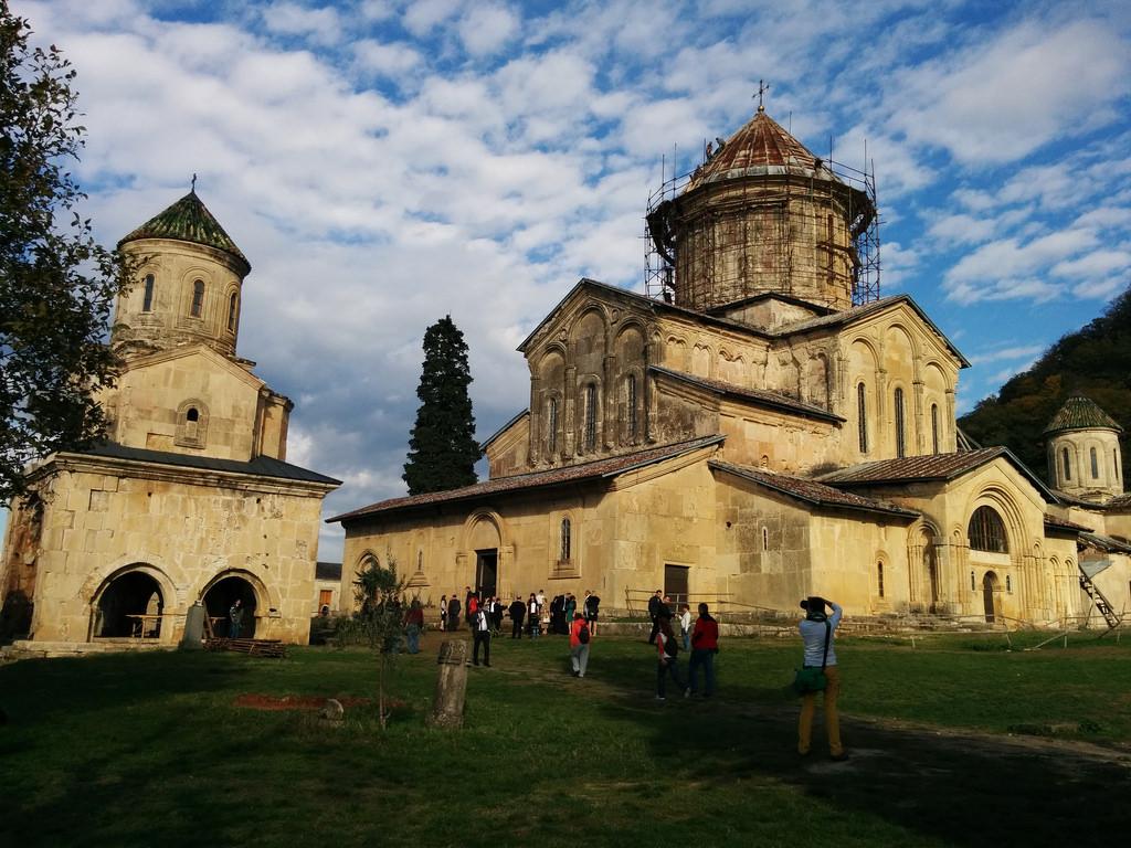 Гелатский монастырь, Гелати