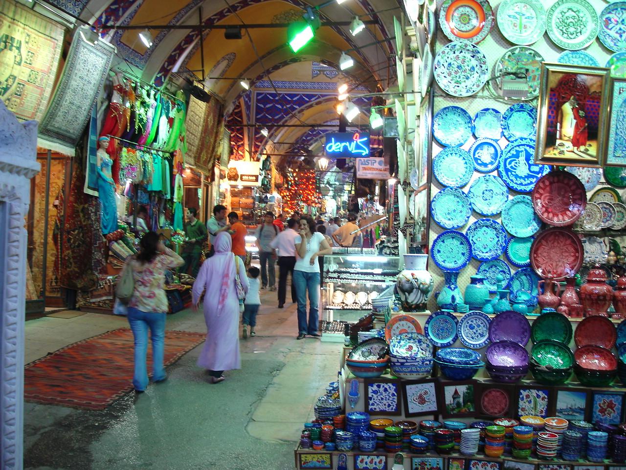 00457b30ef4b Гранд-Базар в Стамбуле  адрес, что купить, отзывы туристов