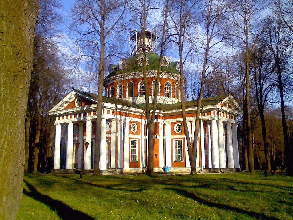 Усадьба Гребнево, церковь Гребневской Богоматери
