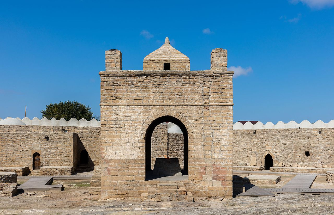 Храм Атешгях, Баку