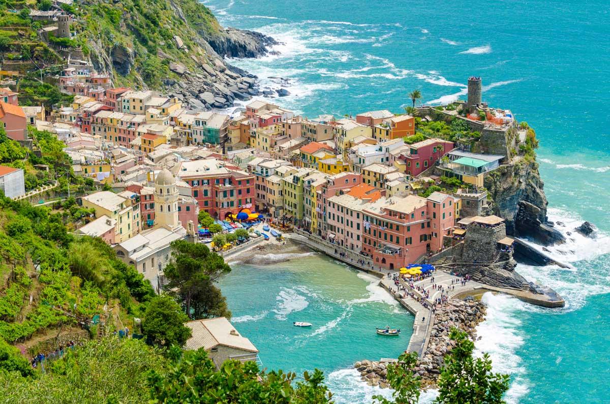 лучшие курорты италии у моря чем