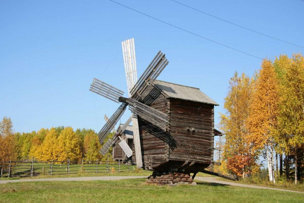 Маленькая мельница, Малые Корелы, Архангельская область