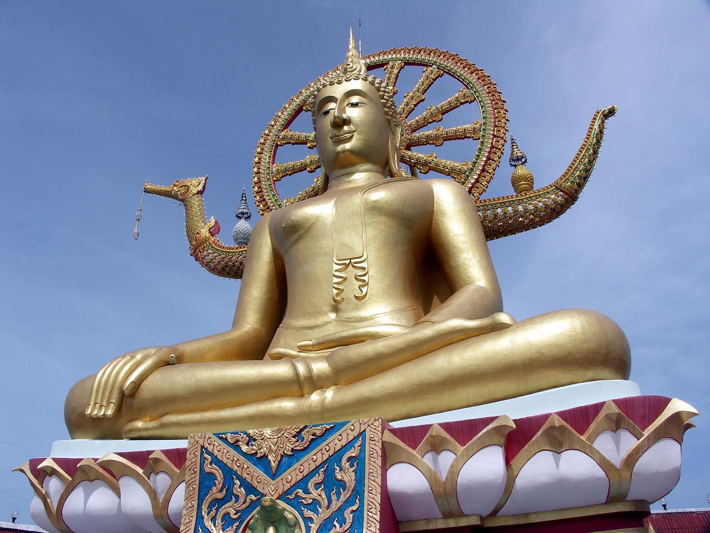 Статуя Большого Будды, Самуи