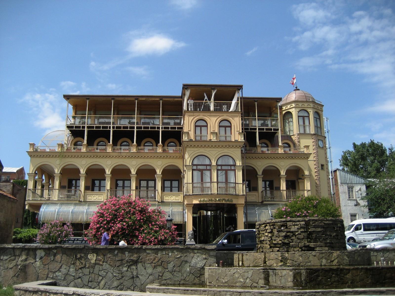 Отель в старом городе, Старый Тбилиси