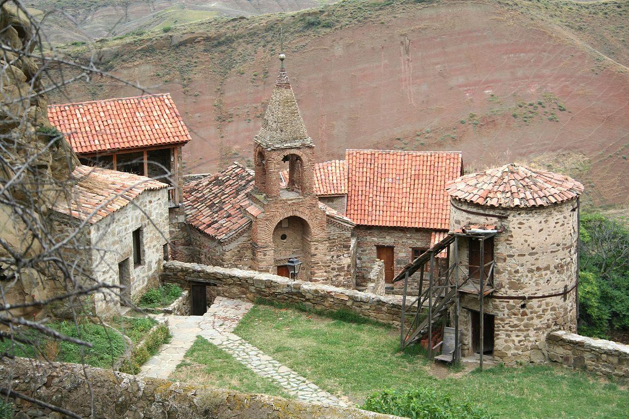 Давидо-Гареджийский монастырь, Грузия