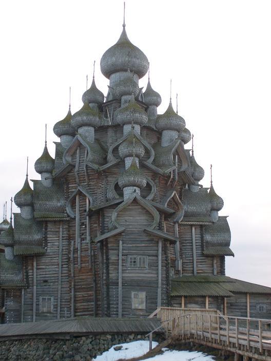 Кижи в Карелия|Карелии