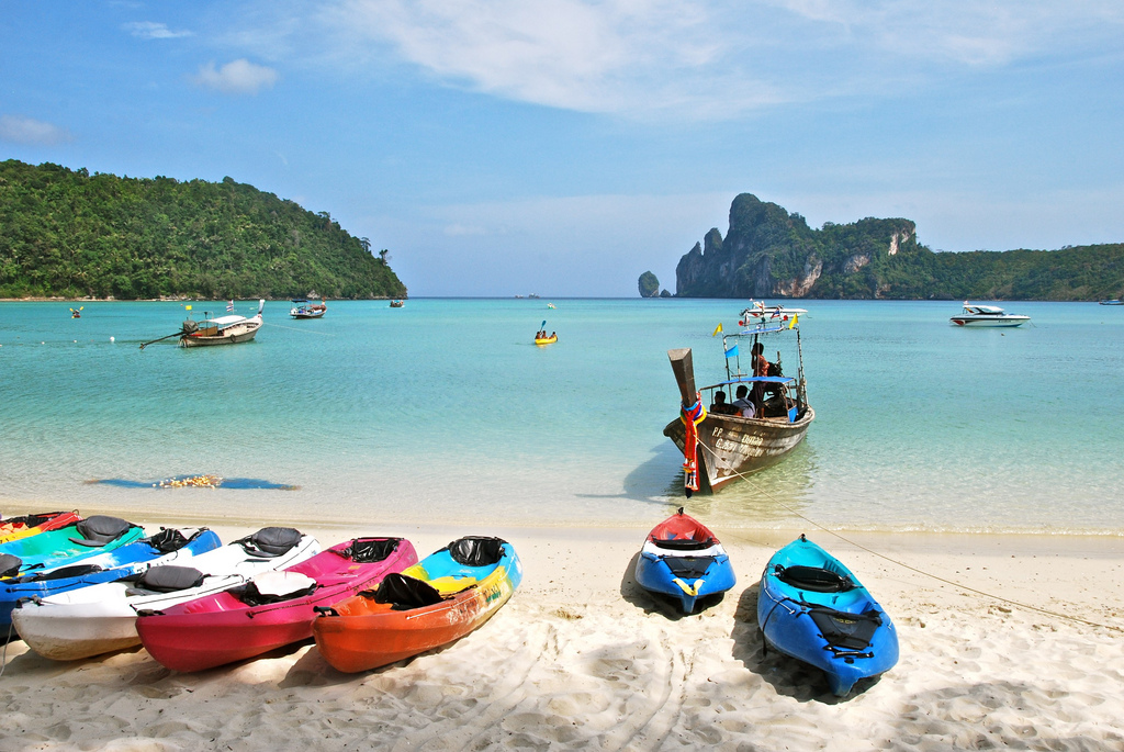Лучшие пляжи тайланда отзывы фото