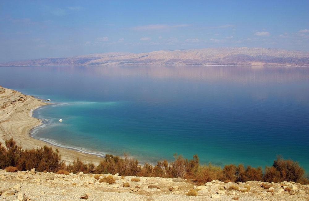 фото мертвого моря в израиле