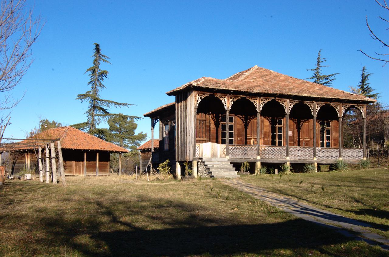 Тбилисский этнографический музей под открытым небом