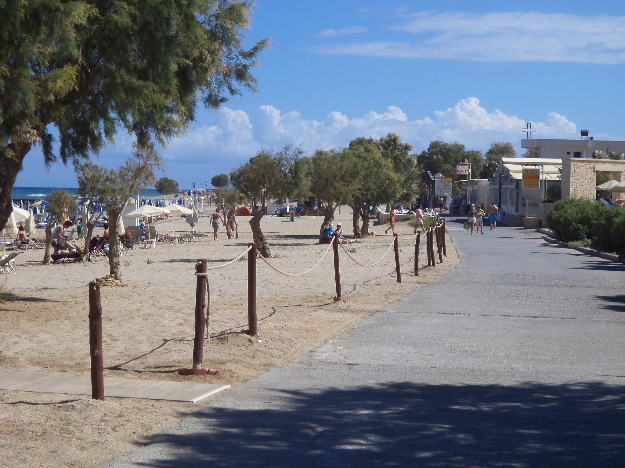 Аниссарас, Крит