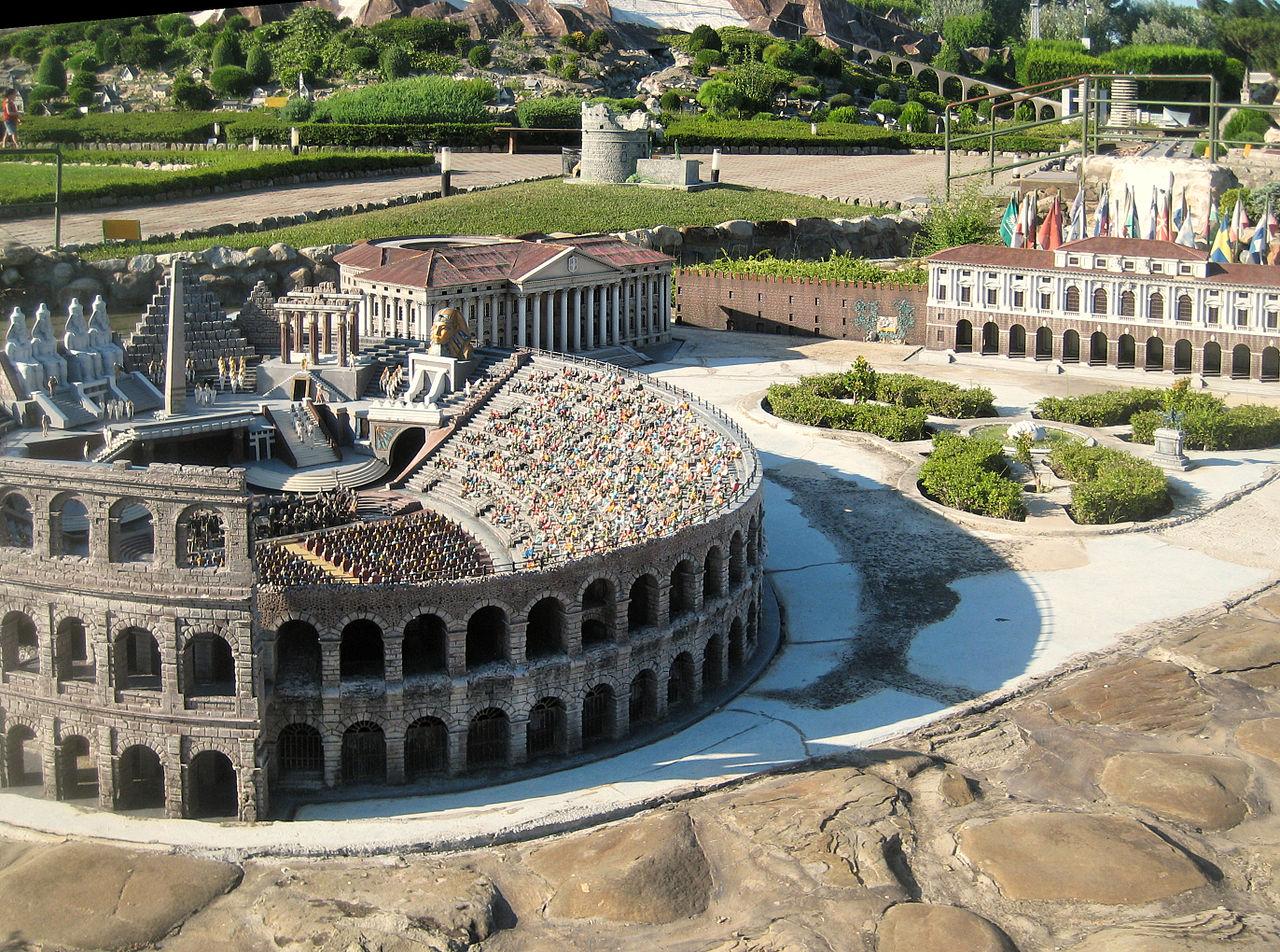 Италия в миниатюре, Арена-ди-Верона