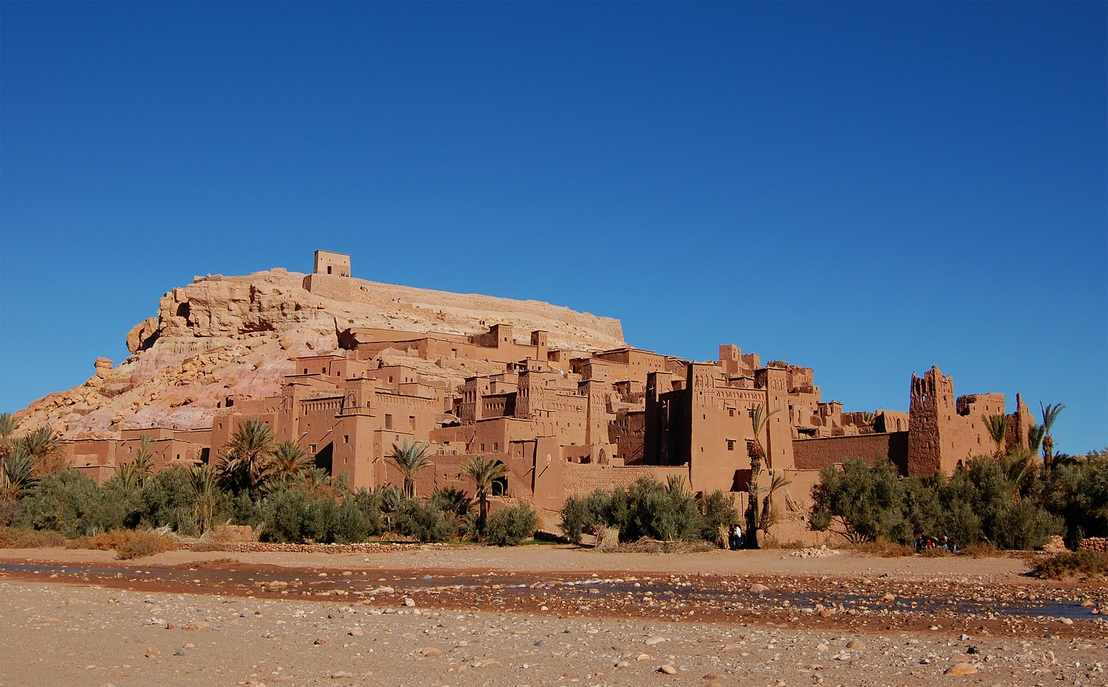 Айт-Бен-Хадду, Марокко