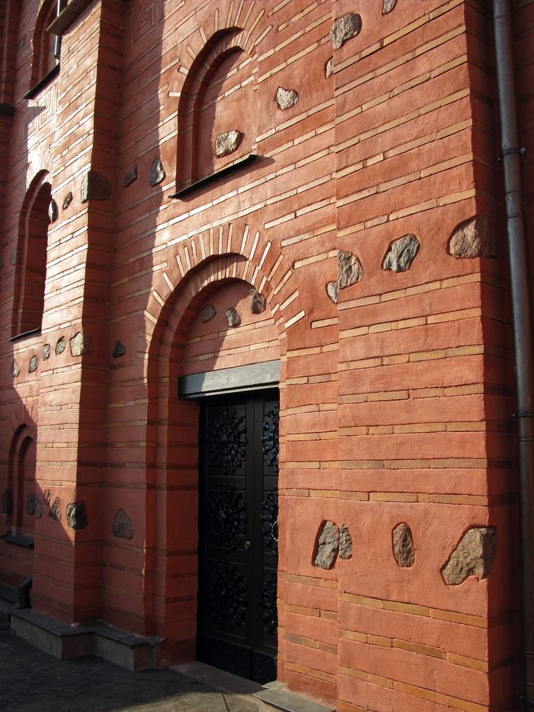 Вход в Золотые ворота, Киев