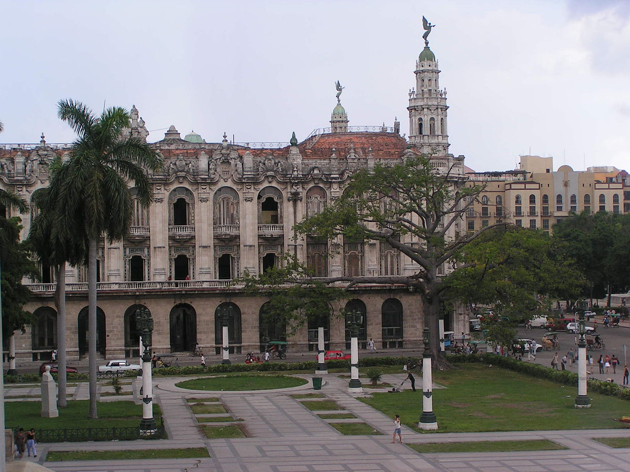 Старая Гавана, Большой театр