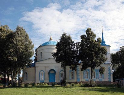 Усадьбы Усты в Калужской области