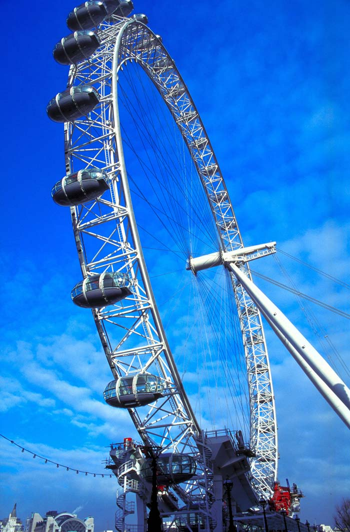 Аттракцион London Eye
