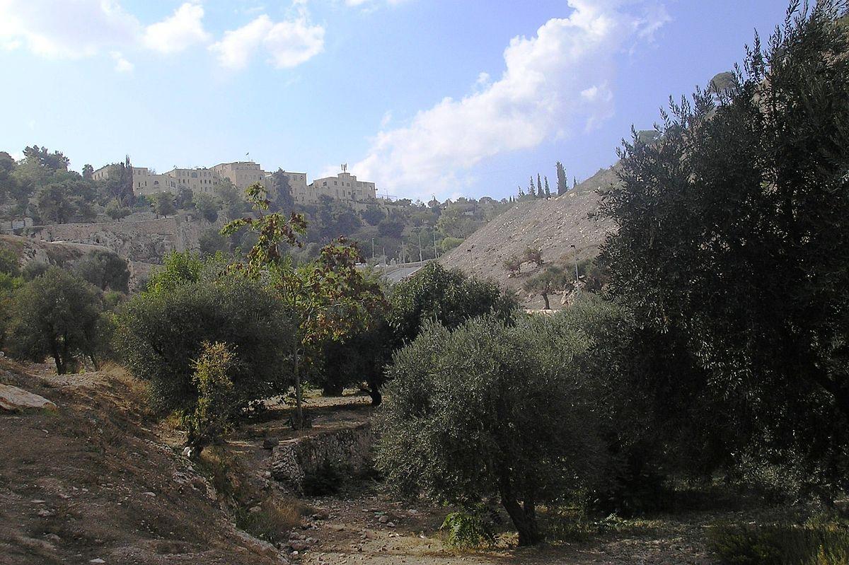 Долина «Геенна Огненная»