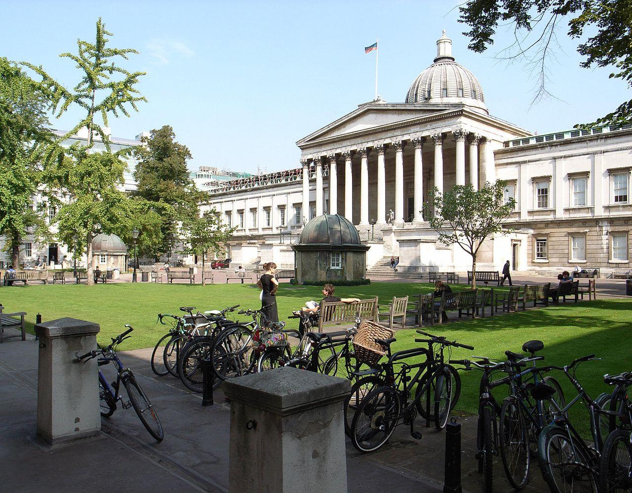 Лондонский университет, Университетский колледж Лондона