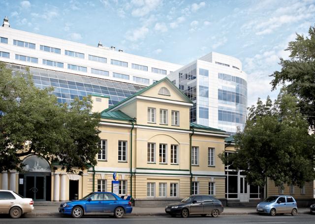 Музей истории Екатеринбурга.