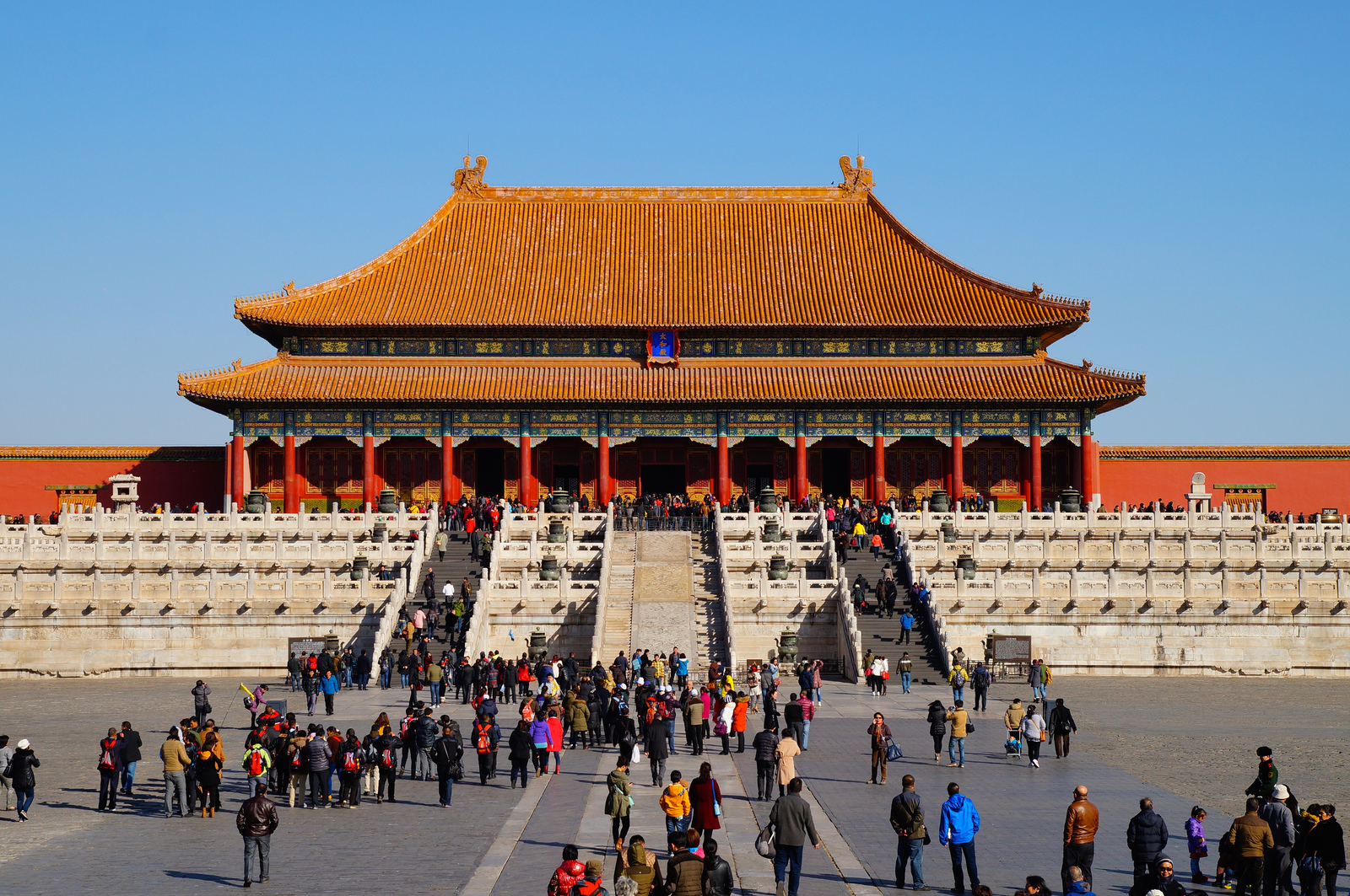 Юнхэгун, Пекин