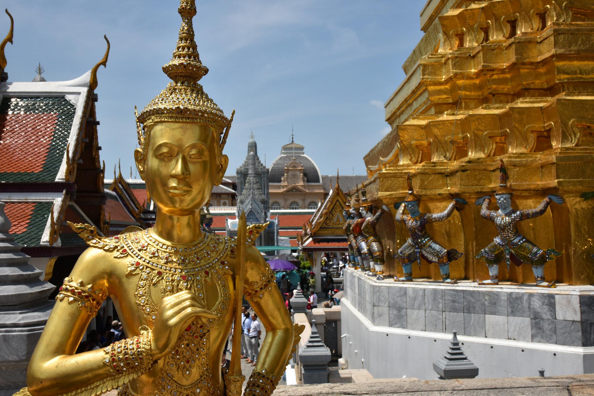 Киннара, Храм Изумрудного Будды