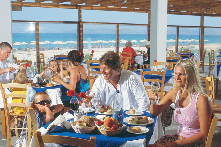 Horizon beach 4 греция