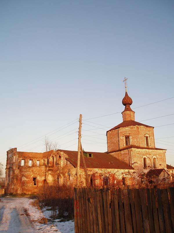 Смоленско-Корнилиевская церковь, Переславль-Залесский