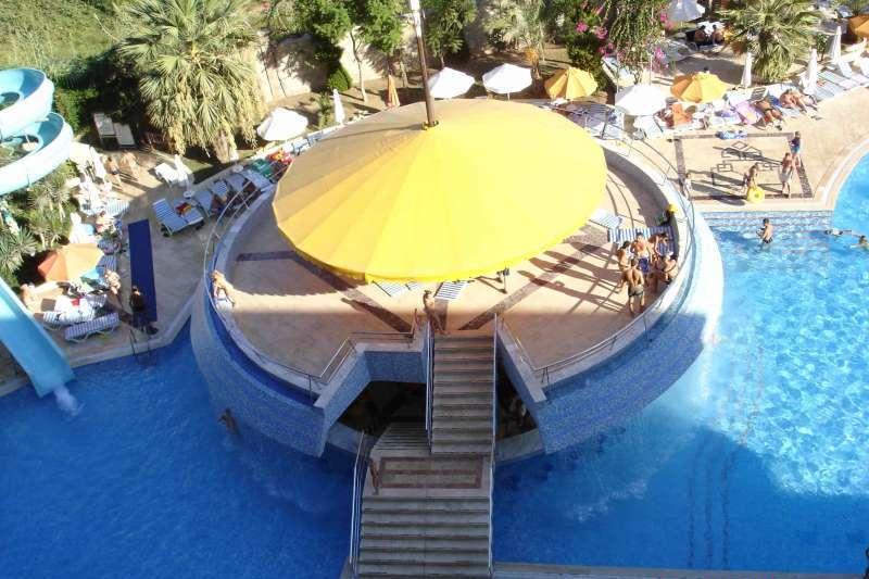 отель сапфир турция аланья фото