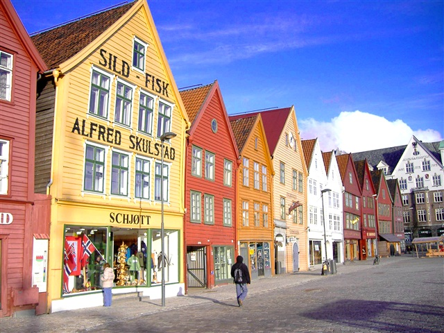 Брюгген, Берген, Норвегия.jpg