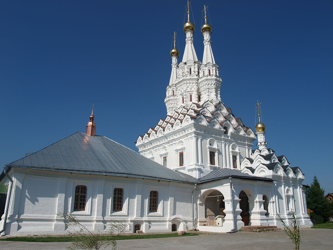 Вяземский Иоанно-Предтеченский монастырь, церковь Одигитрии