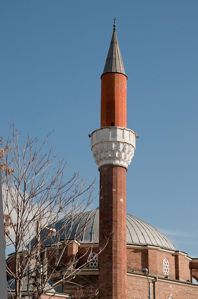 Мечеть Баня-Баши, минарет