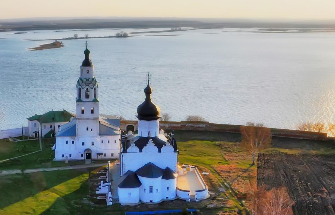 Два дня в Казани с посещением Свияжска с выездом из Саратова 2019
