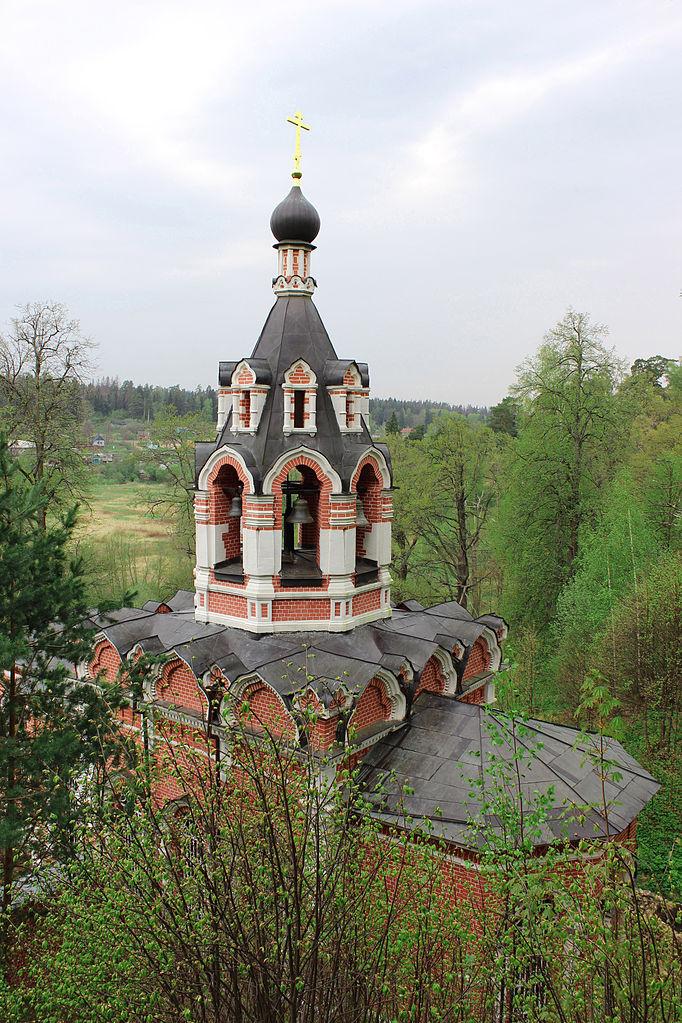 Церковь преподобного Саввы, скит Саввино-Сторожевского монастыря