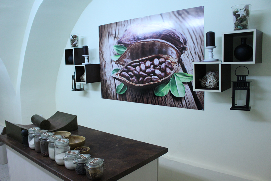 Зал шоколада в «Музее пряника во Владимире»