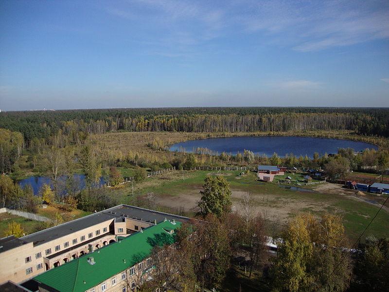 Озеро Бабошкино