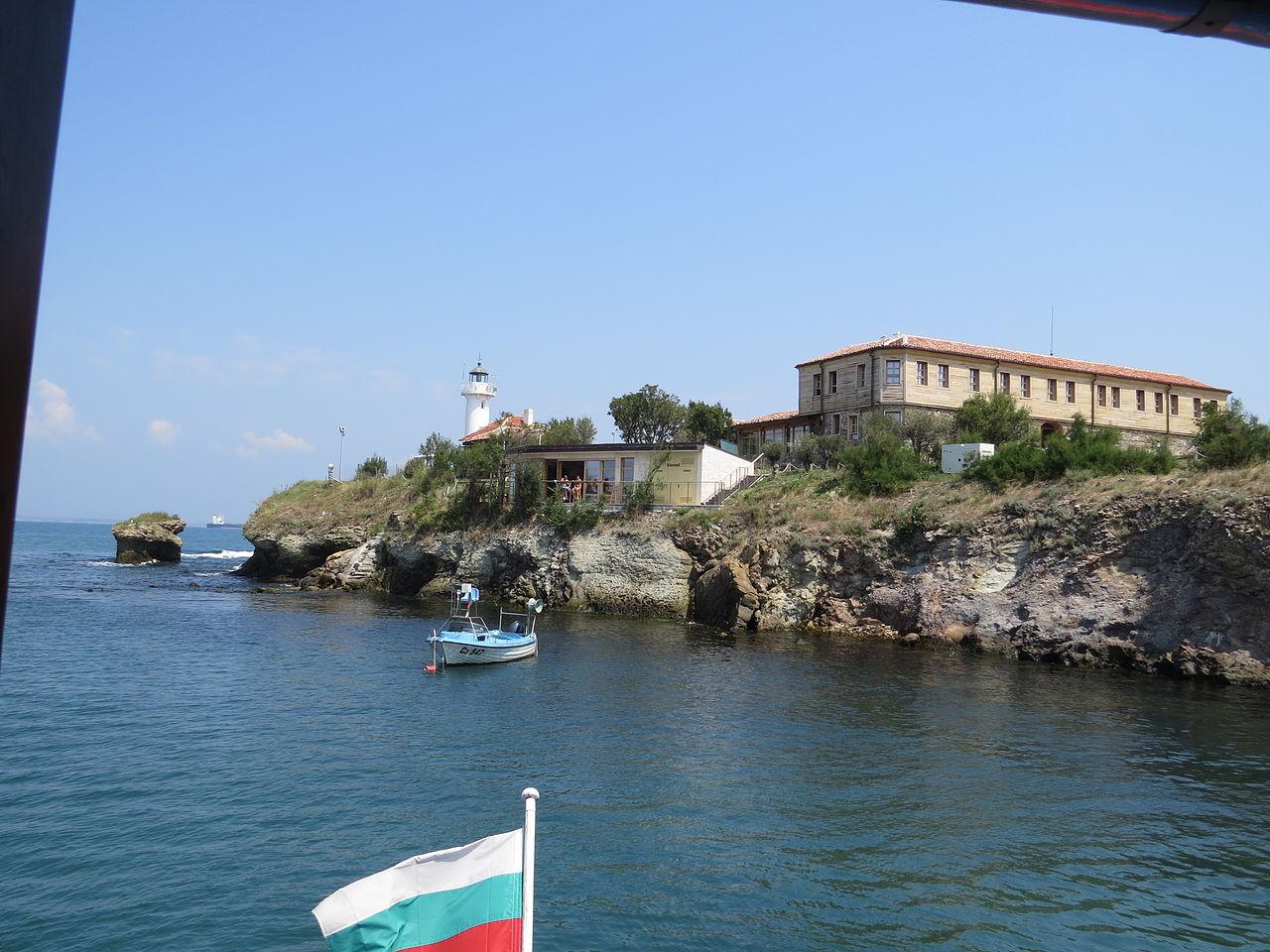 Остров Св. Анастасии, Болгария