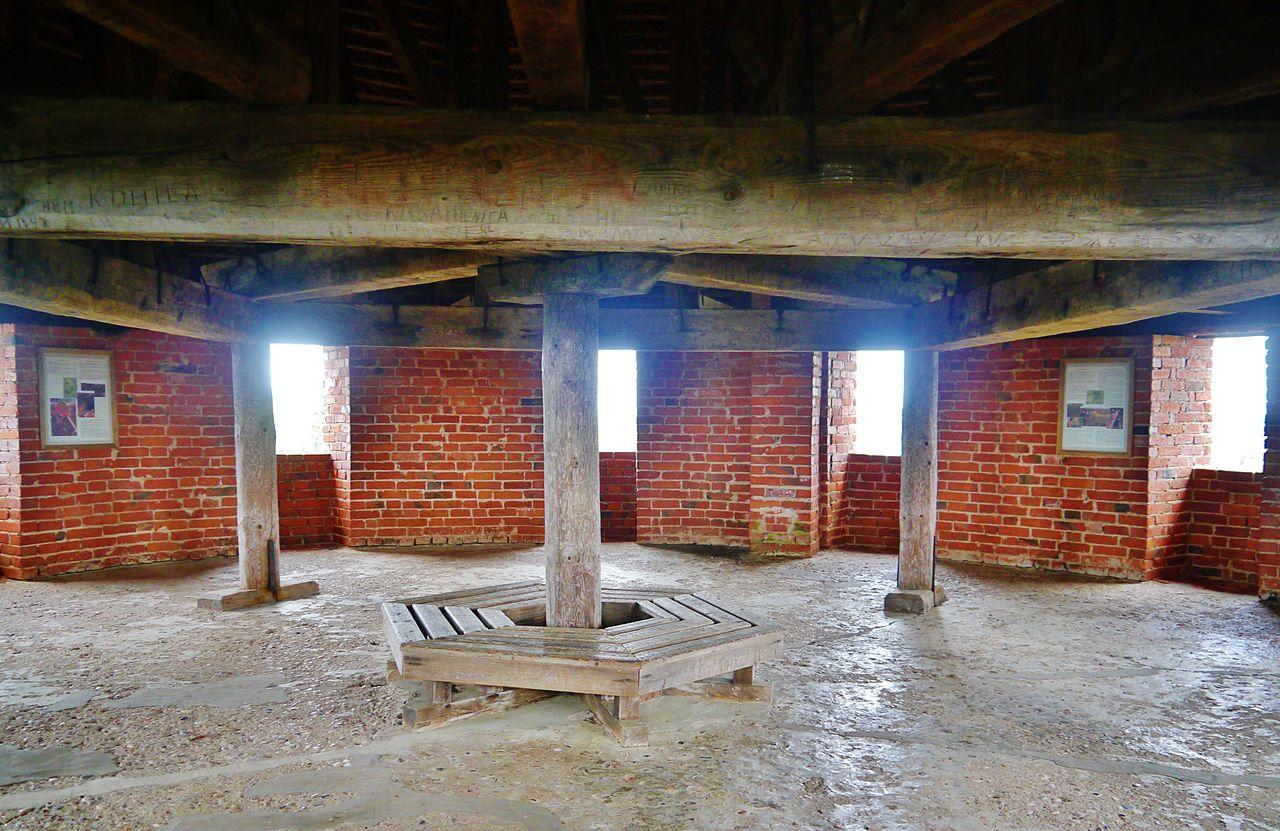 Турайдский замок, обзорная платформа