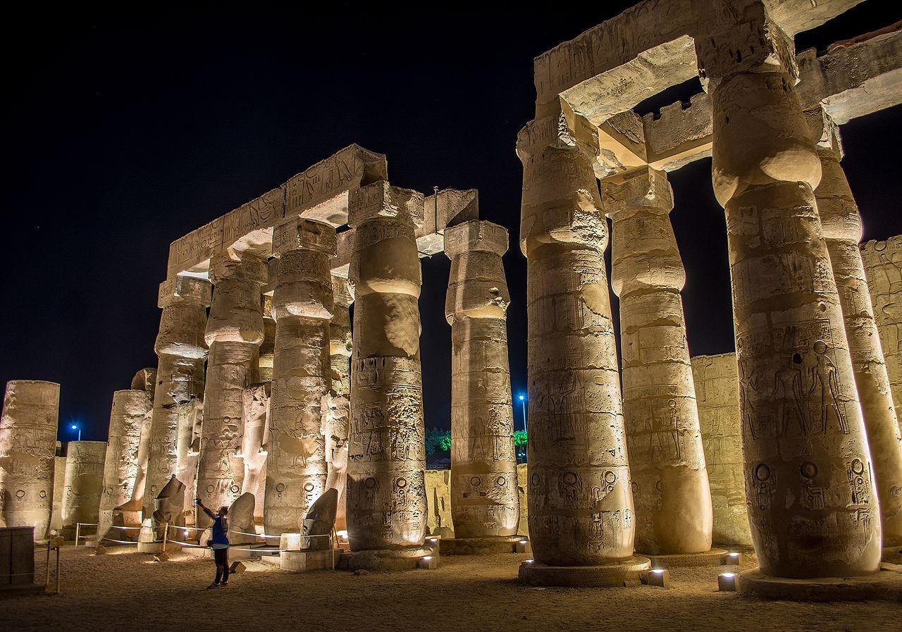 Храм Амон Ра описание история экскурсии точный адрес Храм Амон Ра