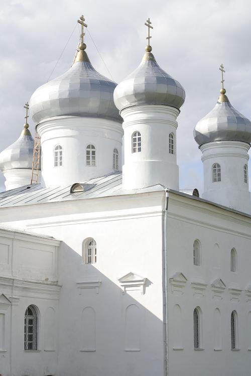 Юрьев Монастырь, Новгород