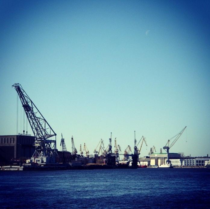 Адмиралтейские верфи, Санкт Петербург